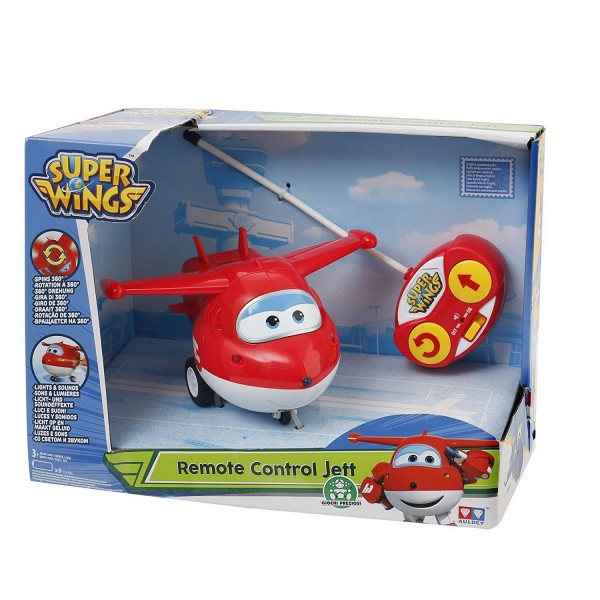 Super Wings R/C Jett (710710)