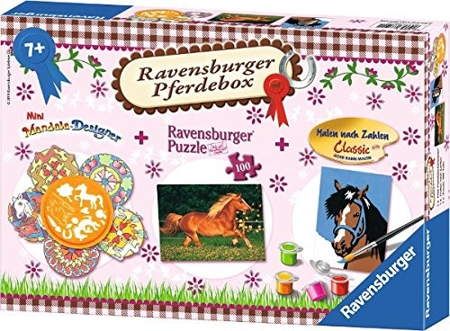 Pferdebox 3-in-1 (Ravensburger)