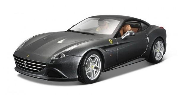 BBurago Ferrari California T (closed top) - grau (18-16902)