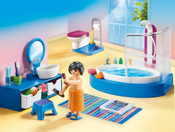 Playmobil 70211 - Badezimmer (Dollhouse)