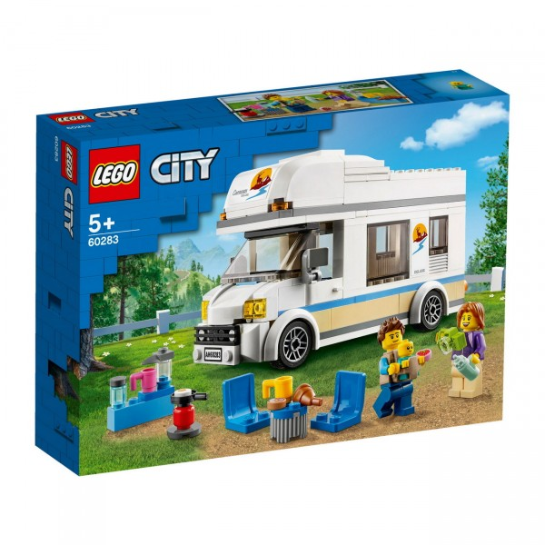 LEGO City 60283 - Ferien-Wohnmobil