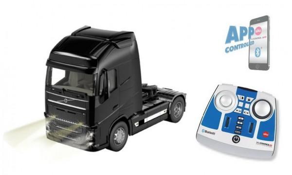 SIKU R/C 6737 - Volvo FH16 Set mit Bluetooth Fernsteuerung