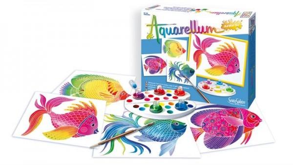 Aquarellum Junior Fische (Sentosphere)
