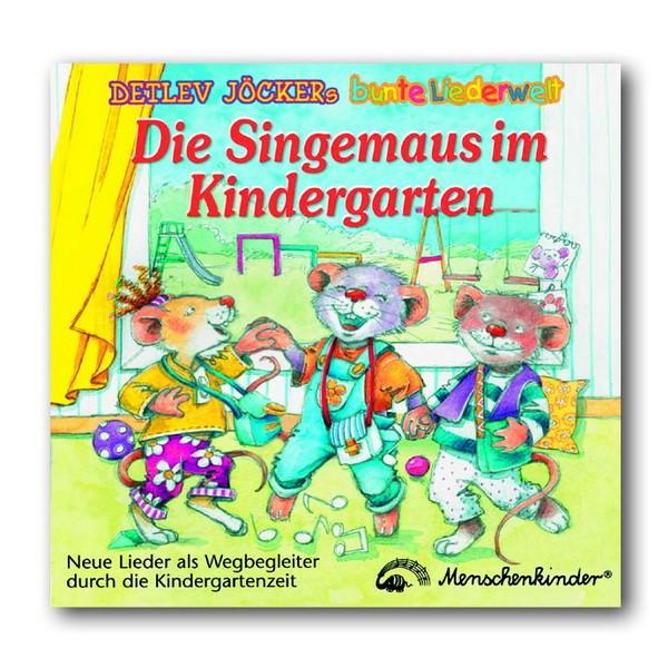 CD Detlev Jöcker: Die Singemaus im Kindergarten