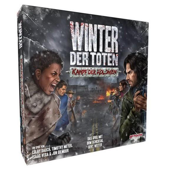 Winter der Toten - Kampf der Kolonien