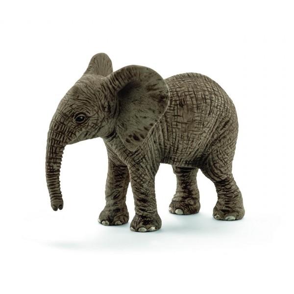 Afrikanisches Elefantenbaby - Schleich (14763) Wild Life