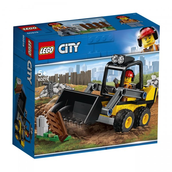 LEGO City - Frontlader (60219)