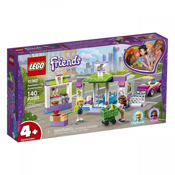 LEGO Friends 41362 - Supermarkt von Heartlake City