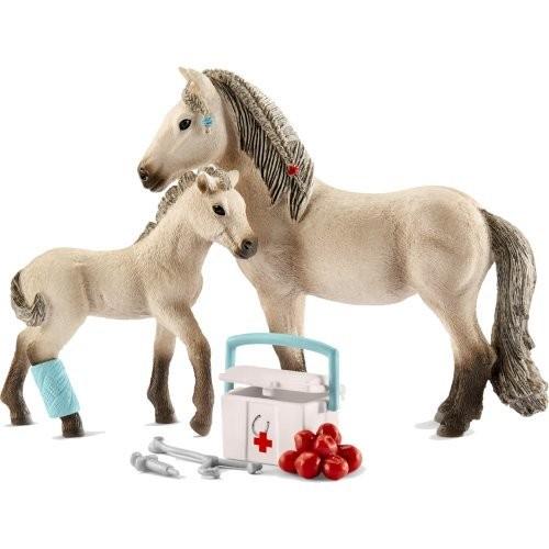 Hannahs Erste Hilfe Set - Schleich (42430) Horse Club