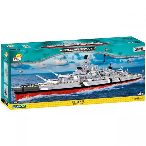COBI - Schlachtschiff Bismarck (4819) - Bausteine kaufen