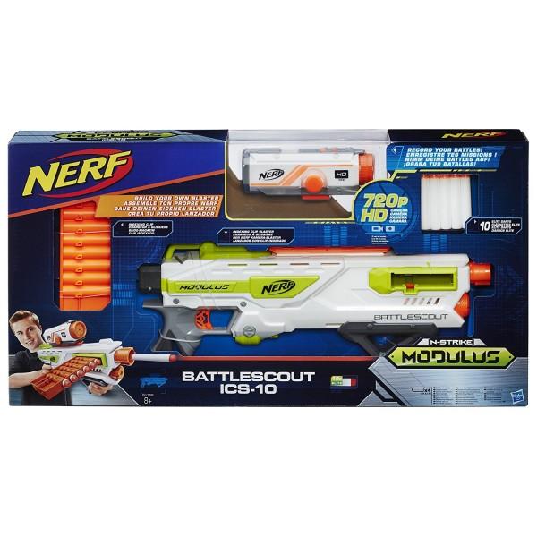 NERF N-Strike Elite MODULUS BattleScout ICS-10