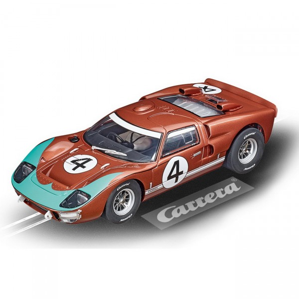 Carrera digital 124 - Ford GT40 MkII No.4 (23896)