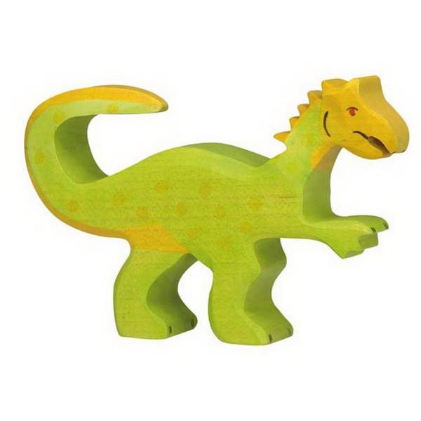 Holztiger Oviraptor (80339) Dinosaurier Figur