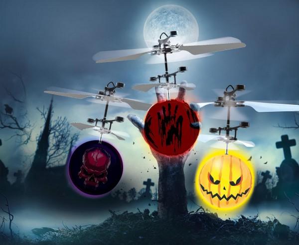 Revell Copter Ball Glow Pumpkin - Halloween (24981)