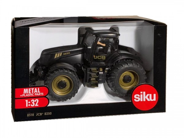 SIKU 8518 - JCB Fastrac - schwarz gold - limitiertes Sondermodell