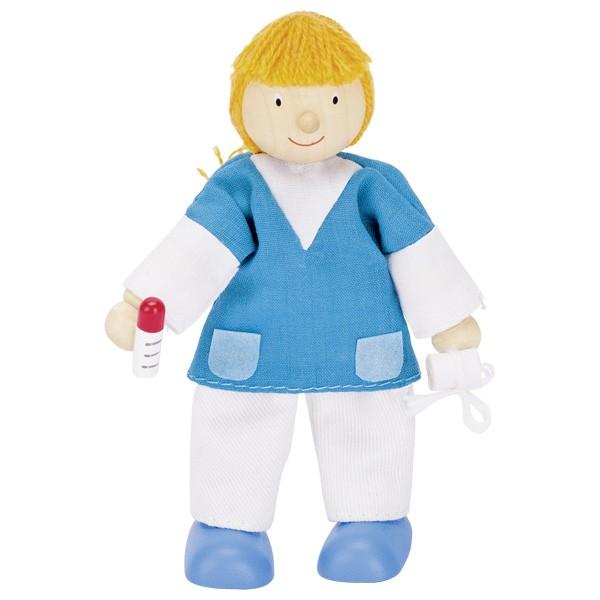 Biegepuppe Krankenschwester (goki 51615)