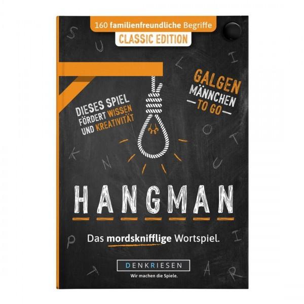 HANGMAN Classic - A5 (DENKRIESEN)