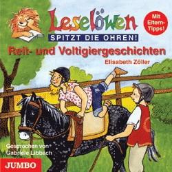 CD Leselöwen: Reit- und Voltigiergeschichten