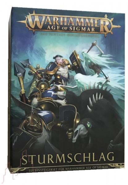 Warhammer: Age of Sigmar - Sturmschlag Starterset 80-15-04