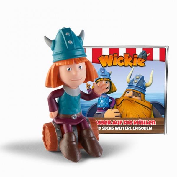 Tonies - Wickie - Wasser auf die Mühlen - Hörspiel
