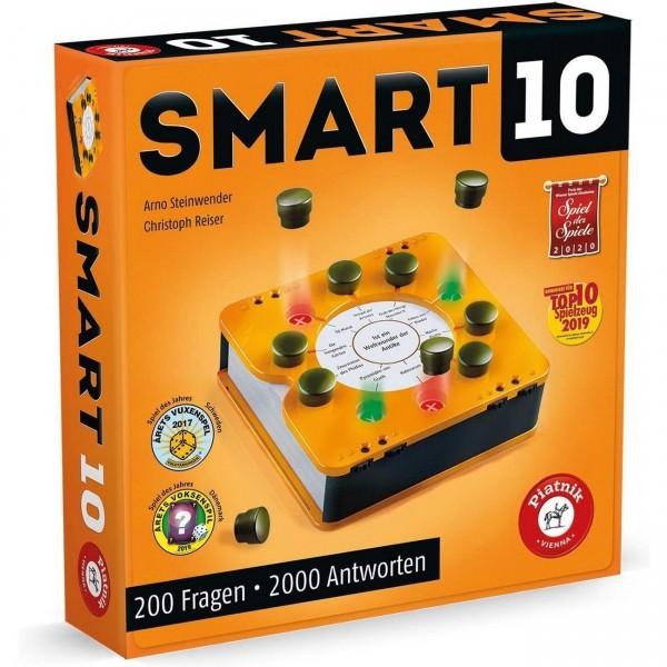 Smart 10 - Das revolutionäre Quizspiel (Piatnik 7167)