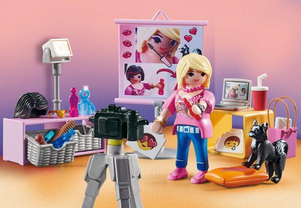 Playmobil 70607 - Geschenkset Social Media Star - City Life