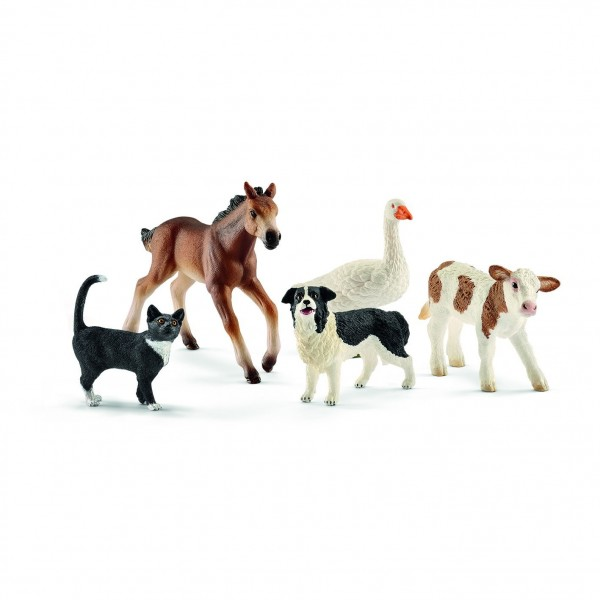 Farm World Tier-Mix - Schleich (42386) Farm World