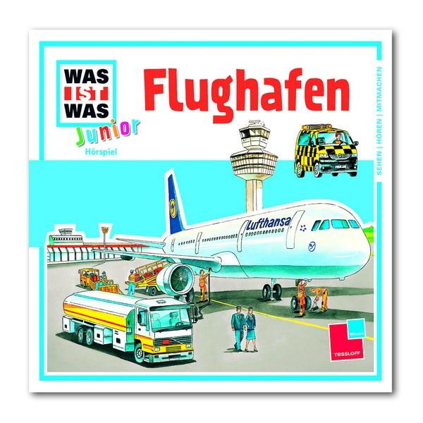 CD Was ist Was Junior: Flughafen (07)