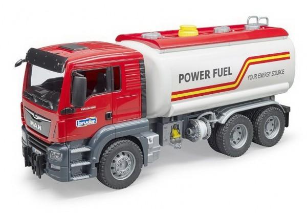 BRUDER 03775 - MAN TGS Tankwagen LKW Modell