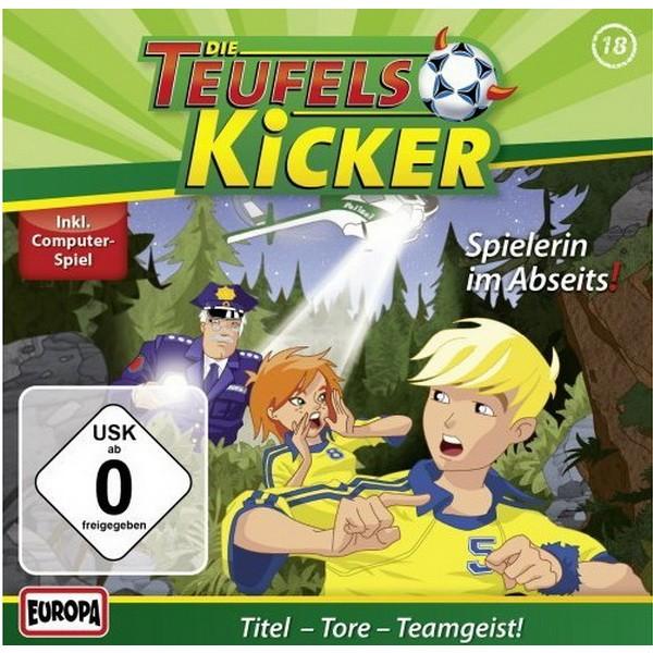 CD Teufelskicker: Spielerin im Abseits (18)