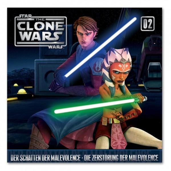 CD Clone Wars: Schatten der Malevolence - Zerstörung (02)
