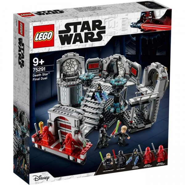 LEGO Star Wars - Todesstern - Letztes Duell (75291)