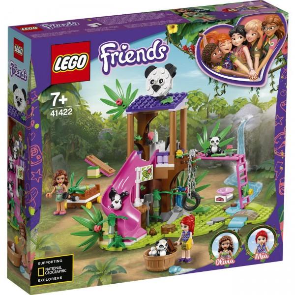 LEGO Friends 41422 - Panda-Rettungsstation