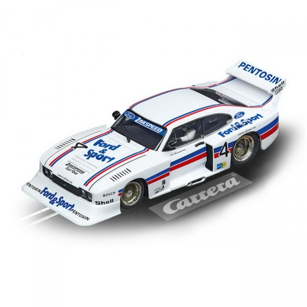 Carrera digital 132 - Ford Capri Zakspeed Turbo Lili Reisenbichler No 04 (30926)