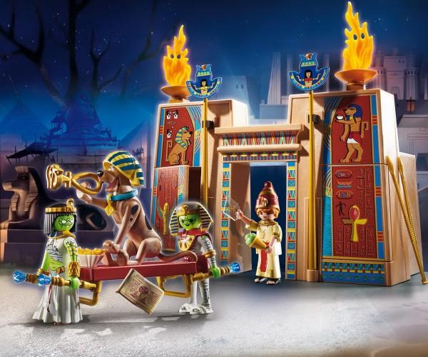 Playmobil 70365 - SCOOBY-DOO! Abenteuer in Ägypten