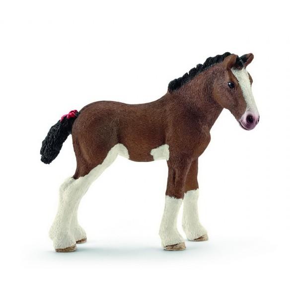 Clydesdale Fohlen (Schleich 13810) Pferde