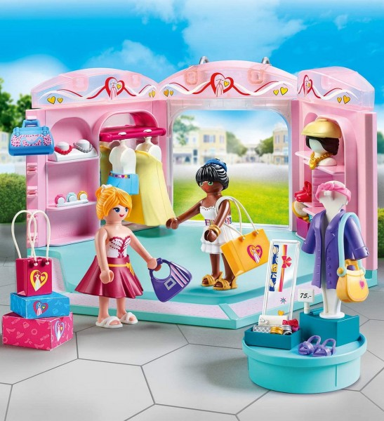 Playmobil 70591 - Fashion Store - City Life