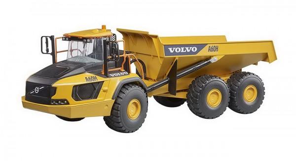 BRUDER 02455 - Volvo Dumper A60H - LKW