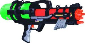 Wassergewehr mit Pumpfunktion