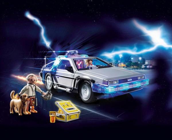 Playmobil 70317 - DeLorean - Back to the Future