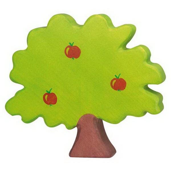 Holztiger Apfelbaum (80216)