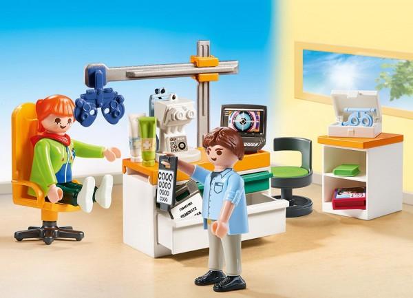 Playmobil 70197 - Beim Facharzt: Augenarzt