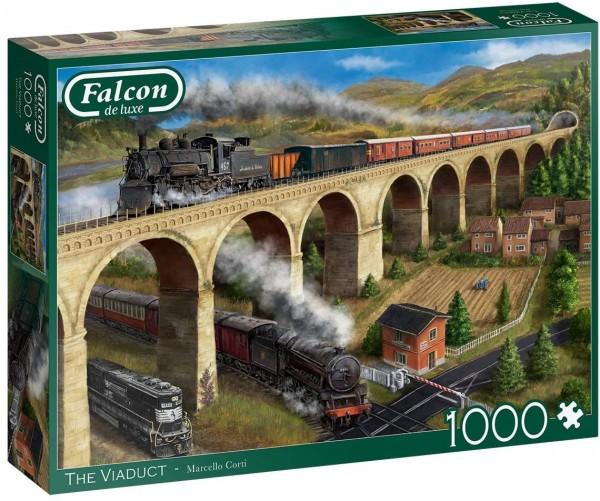 Puzzle - The Viaduct (Falcon de Luxe) - 1000 Teile