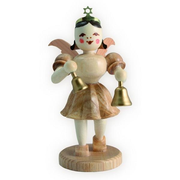 Blank Kurzrock-Engel mit Glocken