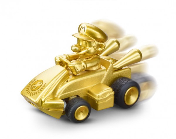 Carrera R/C - Mario Gold - Mario Kart Mini RC (430001)