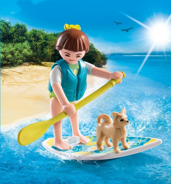 Playmobil 9354 - Stand up Paddling (Special Plus)