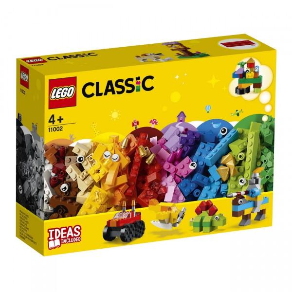 LEGO Classic 11002 - LEGO Bausteine - Starter Set