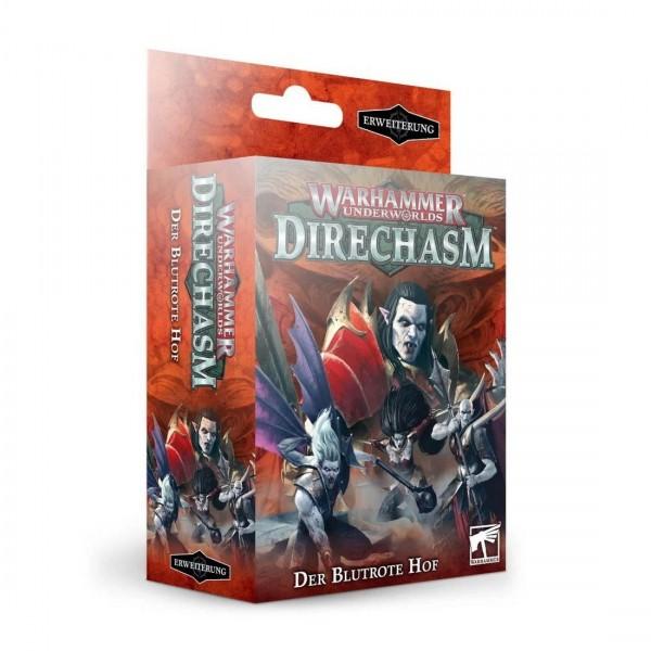 Warhammer Underworlds: Der blutrote Hof - Direchasm (110-94)