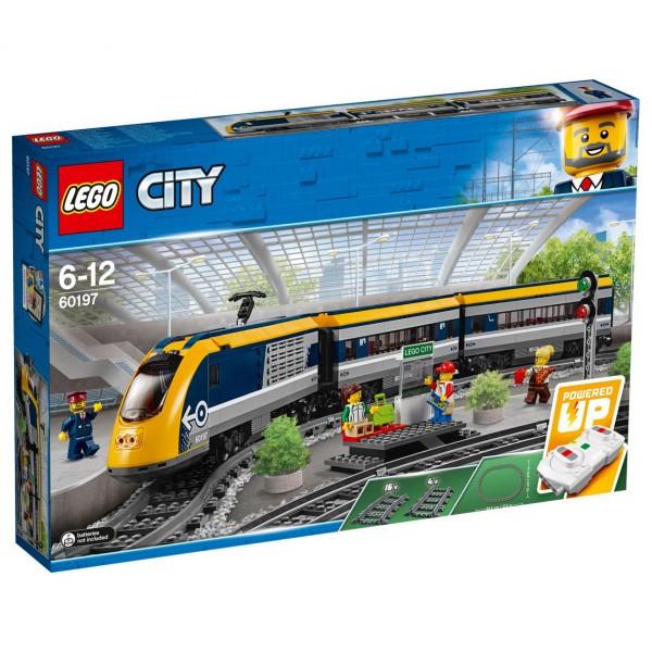 LEGO City 60197 - Personenzug Eisenbahn