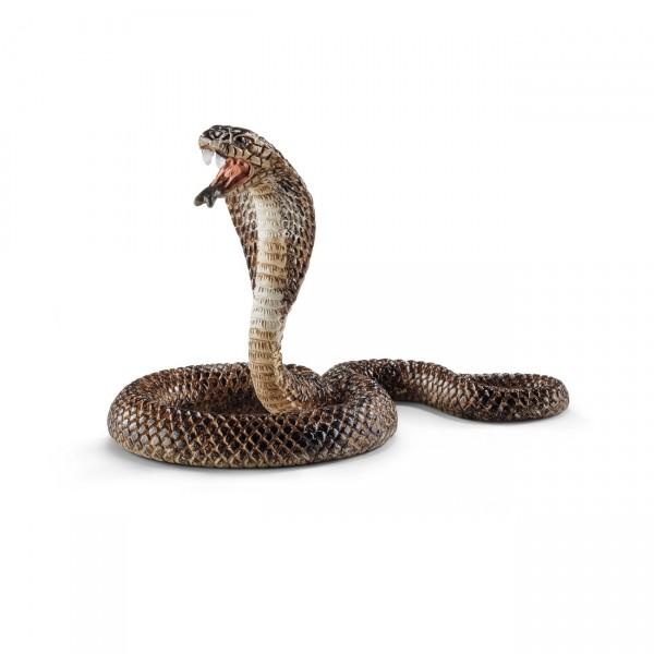 Kobra Schlange Figur - Schleich 14733